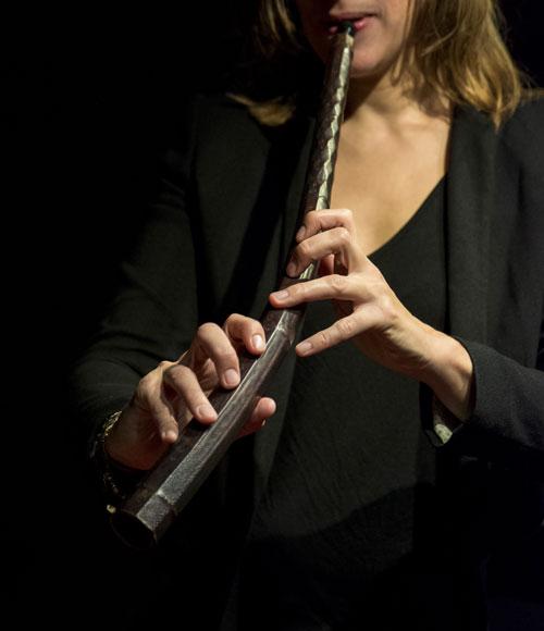 Audition à Caen