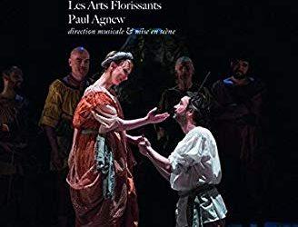 Orfeo, C.Monteverdi Les Arts Florissants